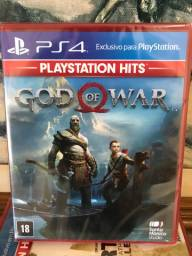 God of War - Lacrado - Novo - Jogo Ps4