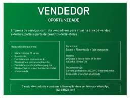 Estamos contratando Vendedor (PAP)