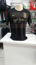 Camiseta Corinthians Ayrton Senna