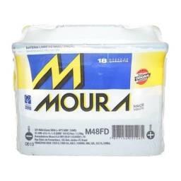 Bateria Moura 48ah Nova Original Primeira Linha Promoção com Garantia 45Ah