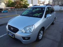 Kia Carens 2.0 ex 16v gasolina 4p automático - 2011