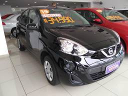Nissan march 18/19 COMPLETO - 2019