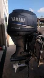Motor Yamaha F 60hp 4 tempo 2011