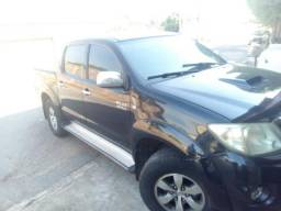 Toyota Hilux 3.0 Aut Completa Srv 09/09 R$ 68.000 - 2009