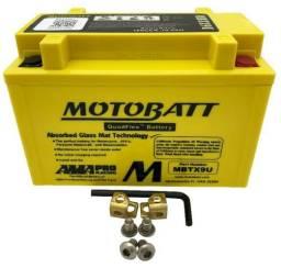 Bateria Motobatt Mbtx9u Ytz14s Cb1300 Superfour Xvs950 Cbr1100 Nx700x Xtz1200 Vt600 Shadow