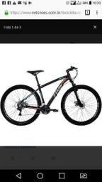 Bicicleta aro 29 24v nova