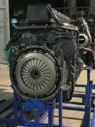 Motor 440 a base de troca