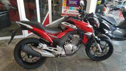 Motocicleta Honda cb twister - 2019