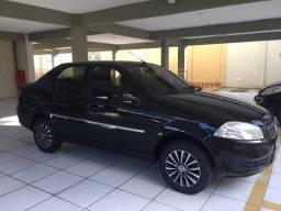 Fiat Siena 4p 1.4 EL Preto GNV , pneus novos,som,único dono. contato: * - 2012