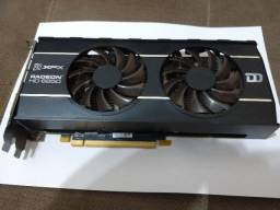 Placa de vídeo AMD Radeon HD 6850 1gb gddr5 XFX Dual Fan