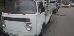 Kombi de carroceria - 1985