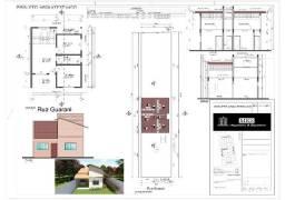 Projeto Casas Arquitetônico Planta 3d Engenheiro E Arquiteto