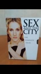 Série Sex and The Ciry