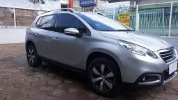 Peugeot 20081.6 griffe automático 2015/2016 - 2016