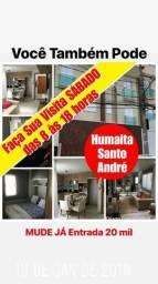 Apartamentos Pronto Para Morar Entrada de R$20.000 Mil