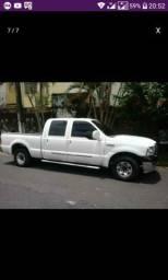 Ford F250 Cabine Dupla XLT 2005, moto MWM, contato : 993519289 / 981285756 - 2005