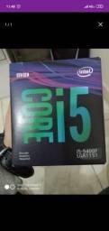 Processador intel core i5 9400f 2.90ghz