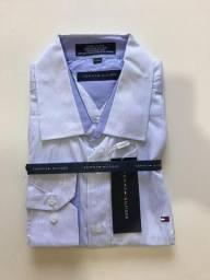 Camisas sociais de varias marcas e modelos
