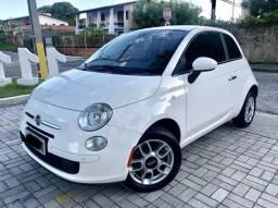 Fiat 500 1.4 Cut 2014 (IPVA 2019 total pago) - 2014