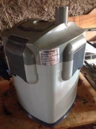 Filtro canister hopar p/ aquario
