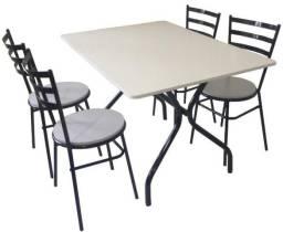 Mesa para lanchonete, sorveteria, restaurante , refeitório - entrega rápida