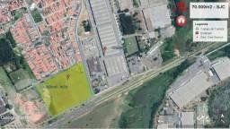 Área à venda, 70000 m² Anexo a Embraer - São José dos Campos/SP