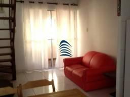 OPORTUNIDADE!! Lindo Loft 40 m² 1/4 com suíte + lavabo e mezanino em madeira em Stella Mar