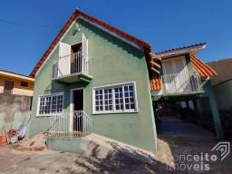 Casa à venda com 4 dormitórios em Uvaranas, Ponta grossa cod:392691.001