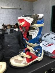 Vendo Bota motocross/trilha
