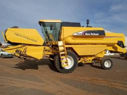 Colheitadeira | New Holland | TC55