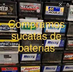 DOMINGO DA FELICIDADE $$$ SUCATAS DE BATERIAS E CHUMBOS $$ DINHEIRO JÁ