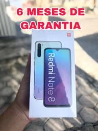 Xiaomi Note 8 ( 6 meses de garantia)