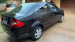 Fiesta sedan 2008 1.0 completo impecável
