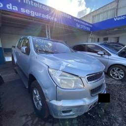 CHEVROLET S10 2.8 LT 4X2 CD 16V TURBO DIESEL 4P MANUAL - 2013