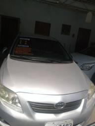 Vendo ou troco Corolla XEI muito NOVO com GNV 5 geração - 2011