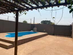 Vendo ou troco casa com piscina em Campo Grande Ms por apartamento em Sp