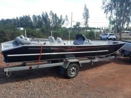 Lancha/Barco Alumínio Cuiabá