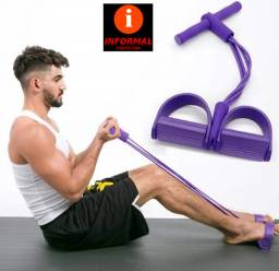 Extensor Elástico para Exercícios de Pilates