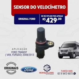 SENSOR DO VELOCÍMETRO ORIGINAL FORD TRANSIT