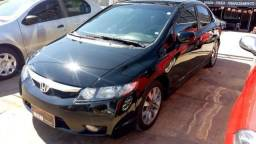 Civic LXS 2009 automático + couro ( vendo - troco - financio)