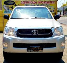 Toyota Hilux CD 4X4 2.5 Diesel, mecânica, completa. Excelente. Confira!