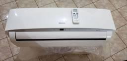 Evaporadora inverter consul 12 000 btus parte interna do ar