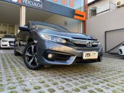 Civic 2.0 EXL Aut 2017 Baixíssimo Km Raridade
