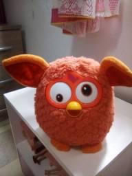 Pelúcia do Furby boom