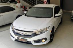 HONDA CIVIC EX 2.0 AT, 2017. VENDO, TROCO E FINANCIO!!!