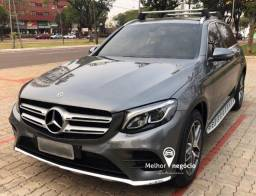 Mercedes-Benz GLC-250 2.0 16v 4Matic Turbo Aut. 2019 Cinza