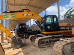 Escavadeira hidraulica jcb js200