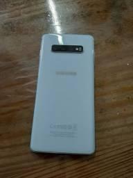 Samsung S10 + plus branco