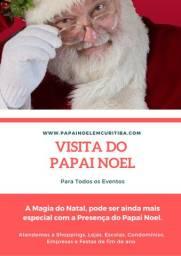 Papai Noel em Curitiba