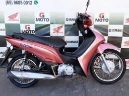 Moto G - Biz 125 partida